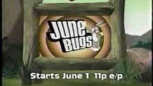 Junebugs logo