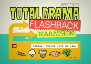 Total Drama Flashback Marathon