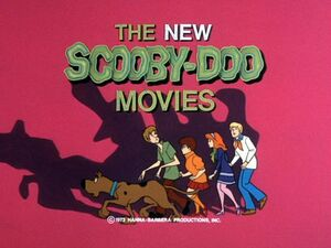 The New Scooby-Doo Movies Title