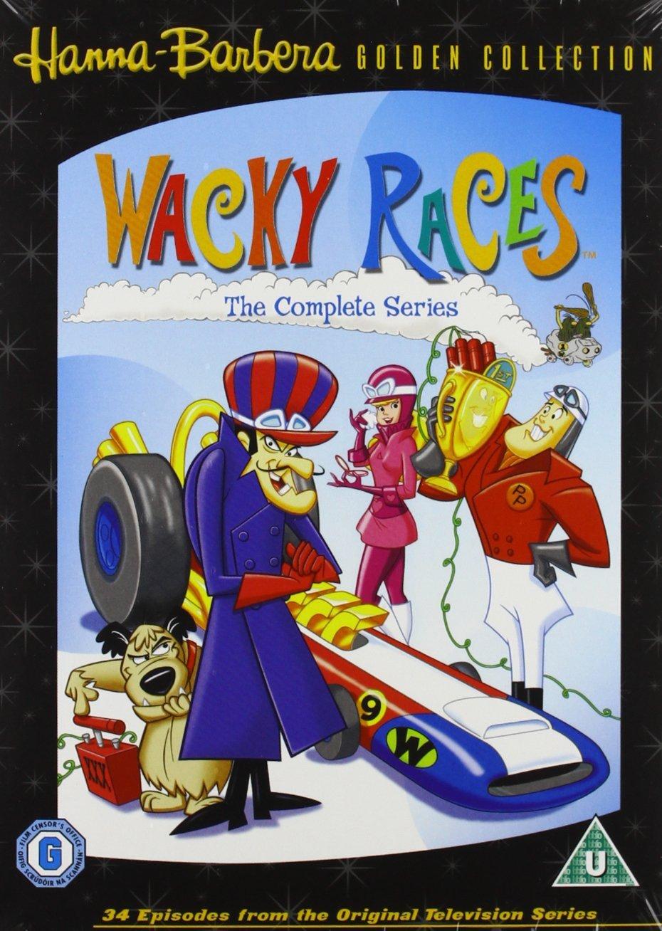 Wacky Races Wallpapers - Wallpaper Cave  |Wacky Racers Cartoon