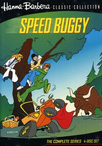 Speed Buggy DVD