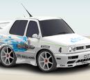 Volkswagen Jesse's Jetta 1995