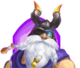 Thunder God Icon