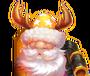 Evolved Santa Boom Icon