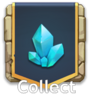 Collect icon lr