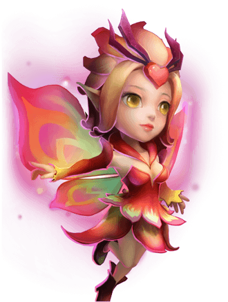 Castle Clash Pixie