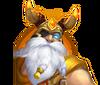 Evolved Thunder God Icon