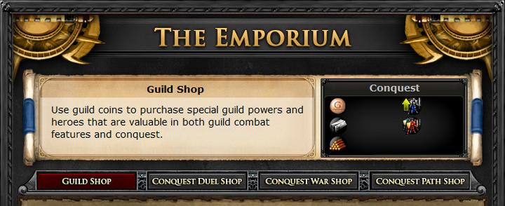Emp guild shop