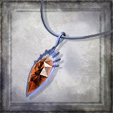 Obsidian Amulet