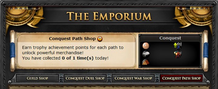 Emp path shop