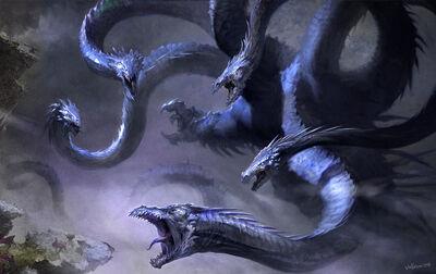 Monster cronus ice large
