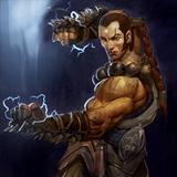 Monk Warrior