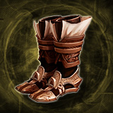 Imbued Boots of the Forlorn