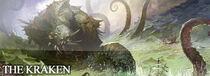 Monster page kraken