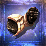 Knights Bone Gauntlets
