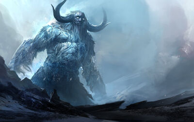 Monster glacius large