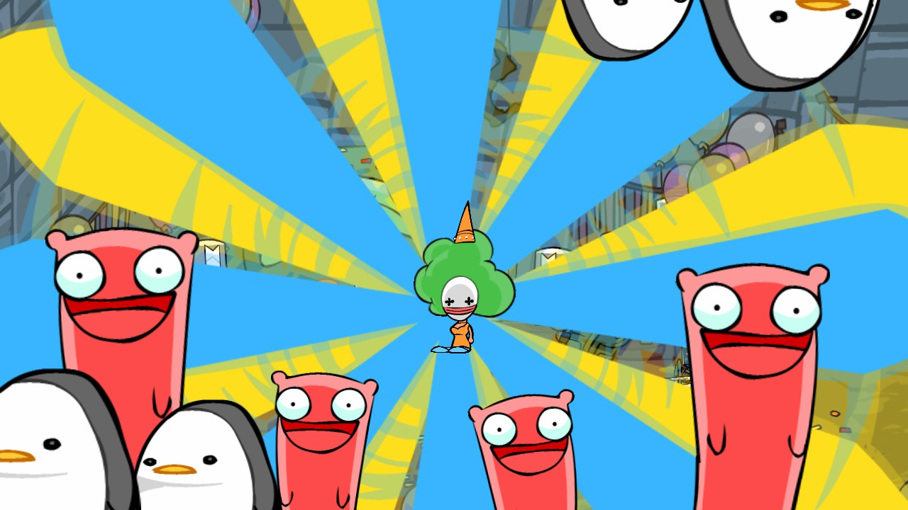castle crashers steam how to get alien
