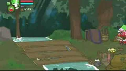Castle Crashers - Thieves' Forest (Insane)