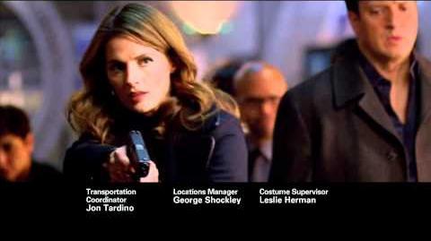 "Castle 4x16 Promo - ""Linchpin"" (HD)"