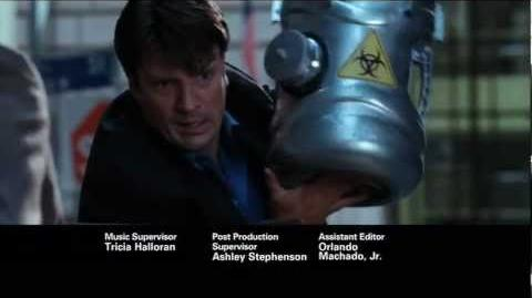 Castle 4x03 - Head Case