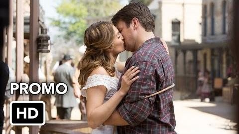 "Castle 7x07 Promo ""Once Upon A Time In The West"" (HD)"