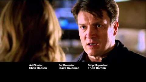 "Castle 4x21 Promo ""Headhunters"" (HD)"