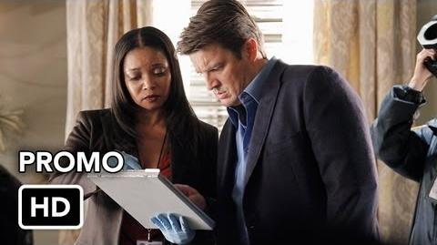 "Castle 5x05 Promo ""Probable Cause"" (HD)"