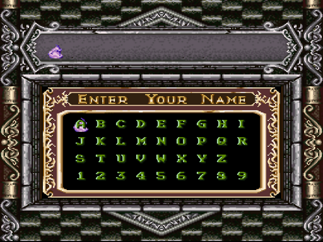 File:Super Castlevania IV - Name Entry Screen - 01.png