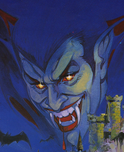 Castlevania Nes Wallpaper Dracula Rose Again in 1691 on