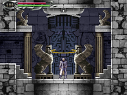 Dawn of Sorrow - Teleport Room - 01