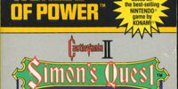 Worlds of Power 4 - Castlevania II: Simon's Quest