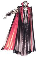 Dracula from Dracula X Chronicles