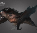 Giant Bat (Lords of Shadow)