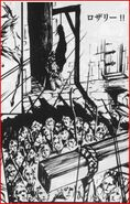 The hanging of Rosalee