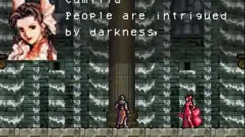 Castlevania Circle of the Moon Boss 7 Camilla - No Damage, No Subweapons