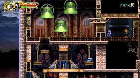 Castlevania Harmony of Despair - Secret Item 1