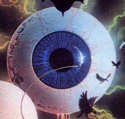 Famitsu Eye Cover