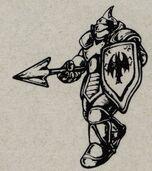 CVA Evil Armor