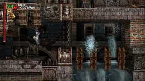 Castlevania The Dracula X Chronicles - Stage 6' 7'