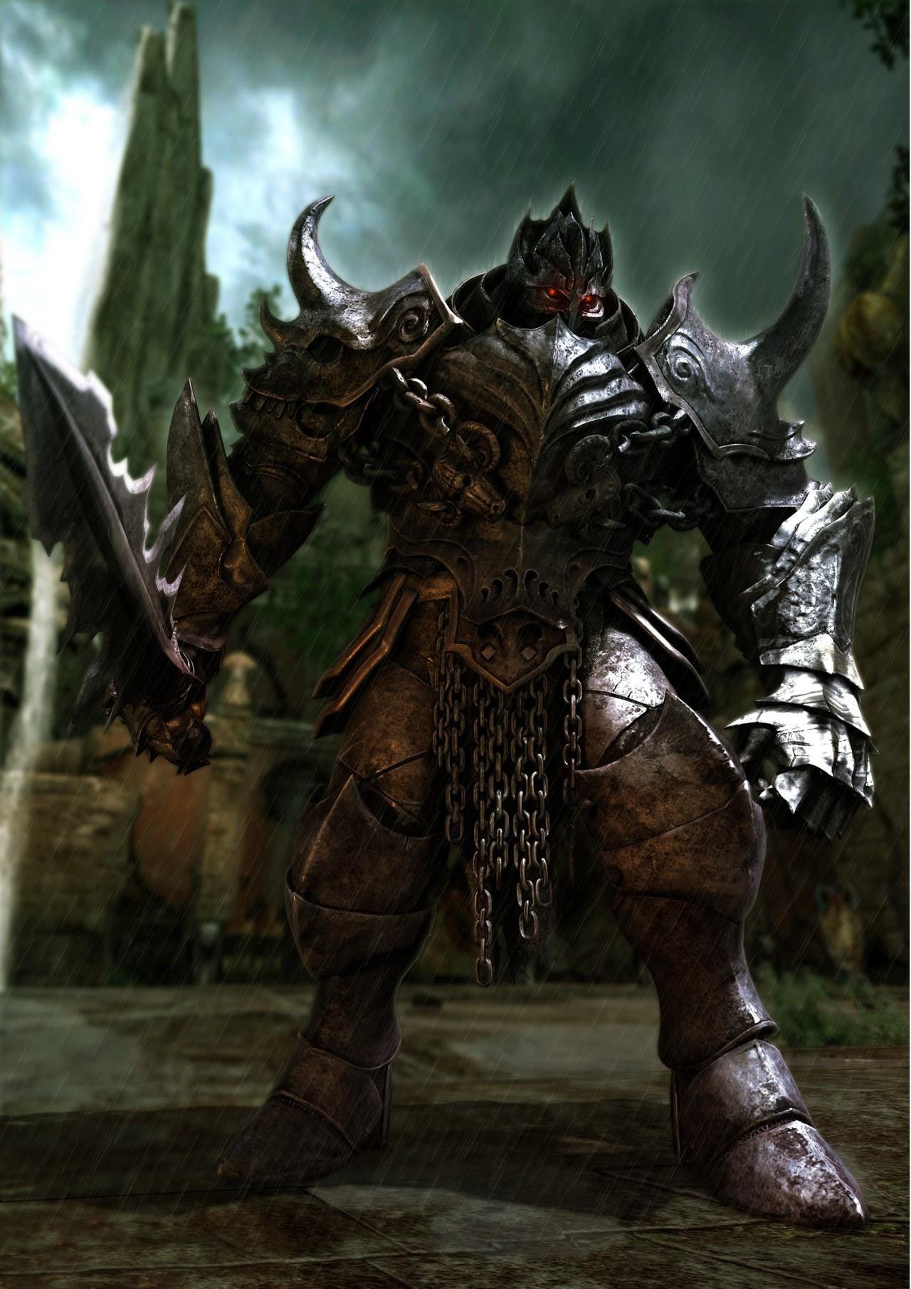 Black Knight Golem | Castlevania Wiki | Fandom powered by ...  Black Knight Go...