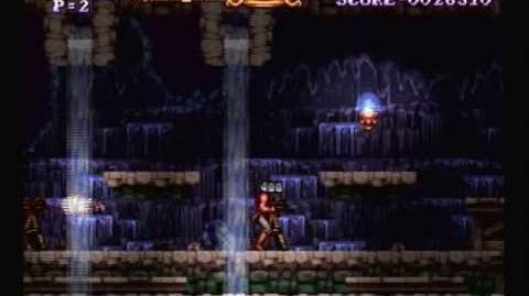 (First Look) Stage 2 - Castlevania ReBirth ドラキュラ伝説 ReBirth