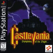 Castlevania - Symphony of the Night (gamebox)