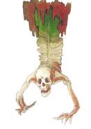 Super Castlevania IV - Hanging Skeleton - 01