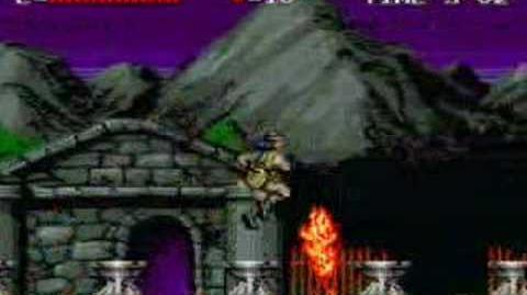 Haunted Castle Stage 1 by Rugal