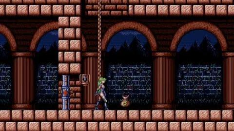 Rusty (Castlevania Clone) Level 9 The Castle (No Death)