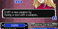 Weapon Synthesis