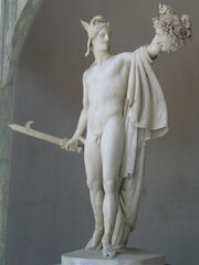 Perseus with the Head of Medusa - 01
