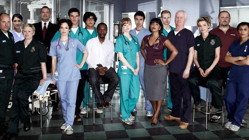 Casualty Season 25