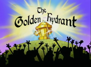 The Golden Hydrant