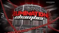New-WWE Elimination Chamber 5